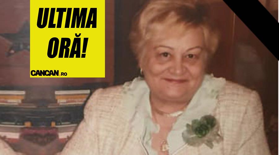 Doliu în România. A murit în miez de noapte. Înmormântarea va avea loc joi, în Cimitirul Eternitatea