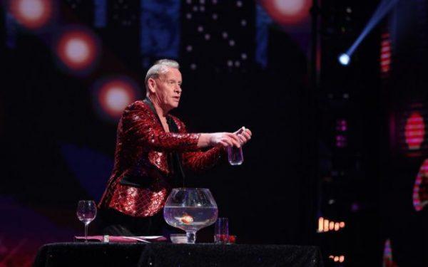 Cine e de fapt Stevie Starr, ciudatul care a primit Wild Card în semifinala 2 live Românii au Talent de la Pro TV