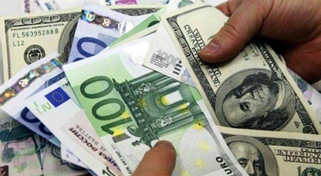 Curs valutar 23 mai 2019. Și euro, și dolarul au crescut din nou
