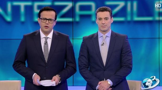 Dezastru pentru Antena 3! Ce se întâmplă cu Gâdea și Badea