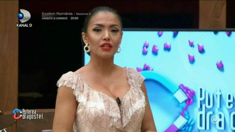 """Andreea Mantea a izbucnit în lacrimi la gala """"Puterea dragostei"""". Inevitabilul s-a întâmplat"""