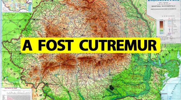 Cutremur însemnat în România. Seismul a avut loc azi-noapte, la ora 3:40