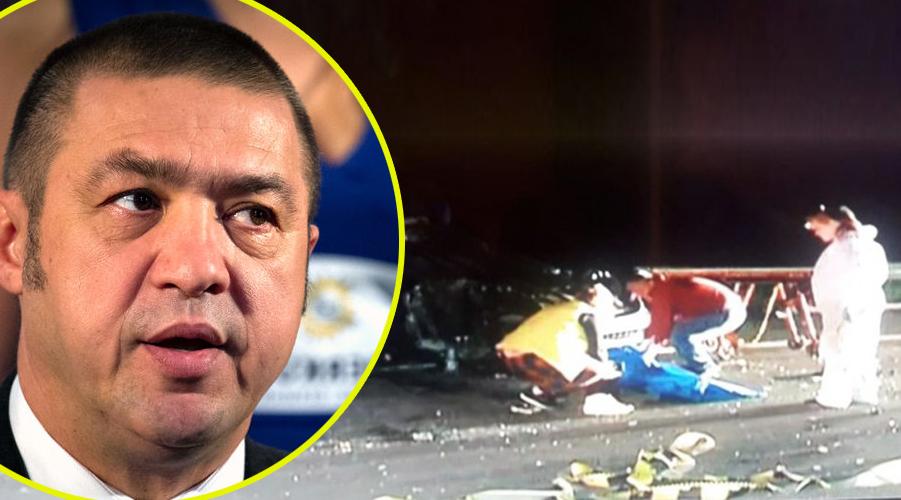 Rudel Obreja, implicat într-un accident mortal pe autostradă azi-noapte. Ce a postat pe Facebook fostul președinte FRB