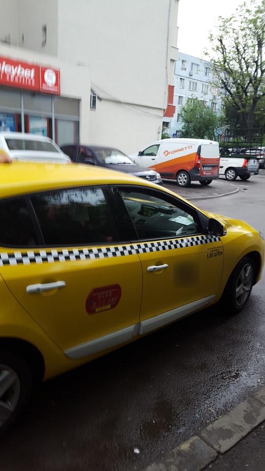 Dorina i-a dat o lecție acestui taximetrist care a refuzat s-o transporte la destinația dorită