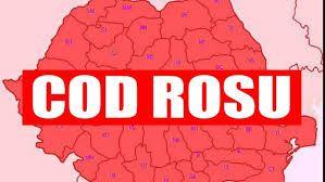 ANM a emis acum COS ROȘU pentru România! Alertă METEO: NU ieșiți din case