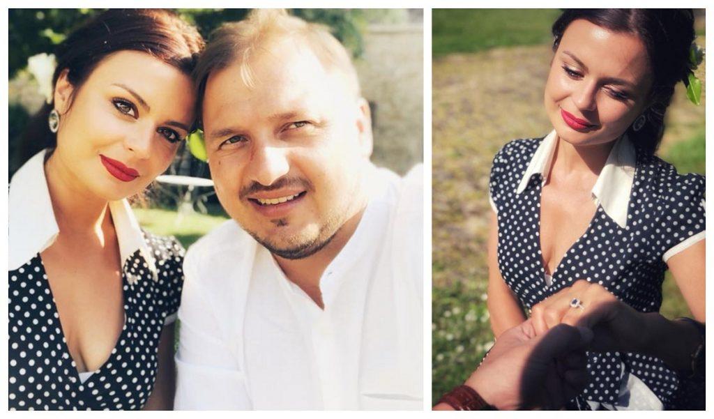 Ana Maria Georgescu și Norbert Vig s-au logodit în primăvara anului trecut. Sursa foto: Facebook
