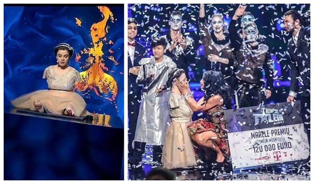Ce s-a ales de Lorelai Moșneguțu după ce a cheltuit cei 120.000E de la Românii au Talent