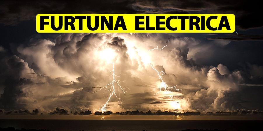 Vine furtuna electrică în România! ANM anunță 11 ore de furie atmosferică