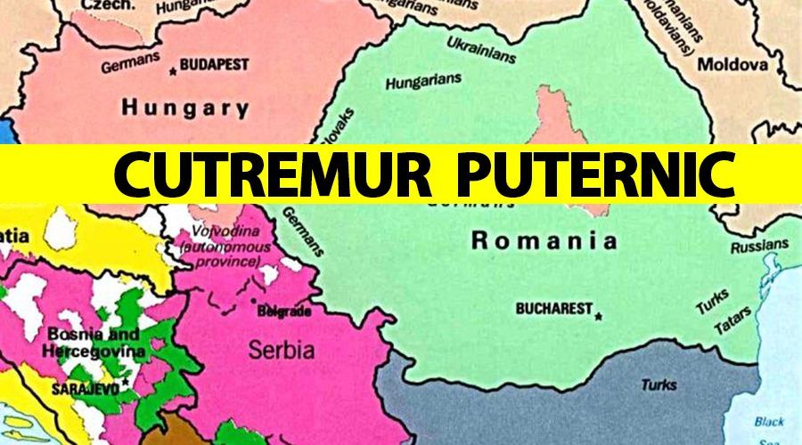 A fost cutremur puternic azi, la ora 12:07. Anunțul făcut de INFP din România