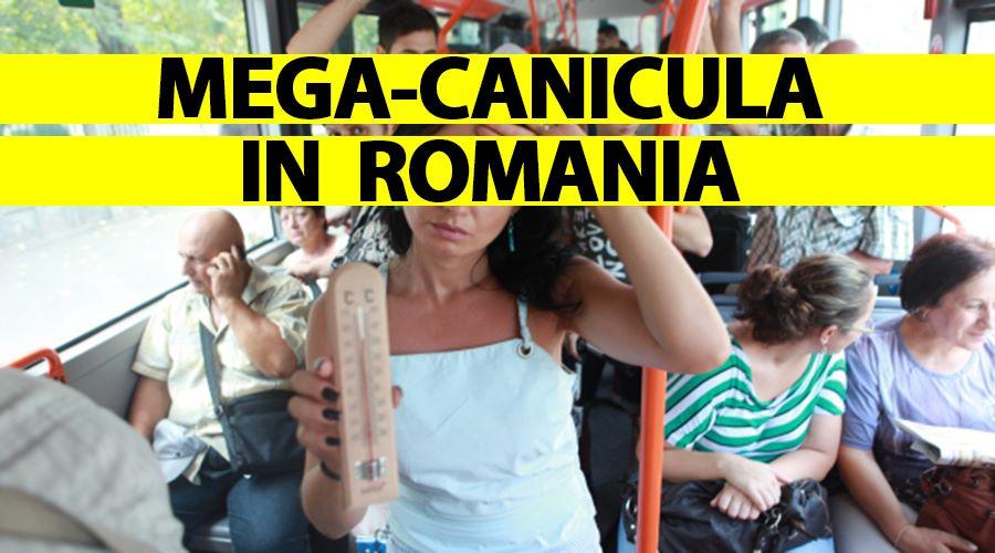 ANM, alertă de caniculă în România! Sunt așteptate temperaturi record în următoarele trei zile