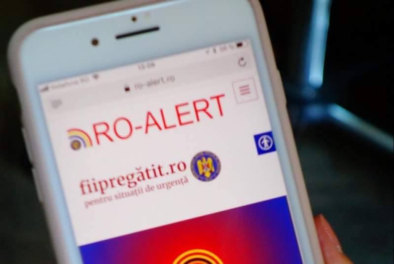 SMS-ul trimis de Ro-Alert bucureștenilor, azi la ora 10:02, care a îngrozit toată Capitala. Ce scria în mesaj