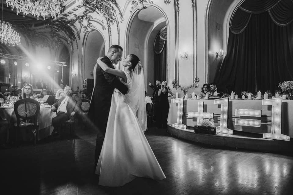Ana Maria Georgescu s-a căsătorit religios cu Norbert Vig © Facebook