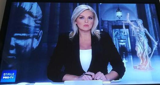 Eroare gravă! Ce difuza Antena 1 aseară la ora 19:00, în timp ce la Pro TV erau Știrile de seară