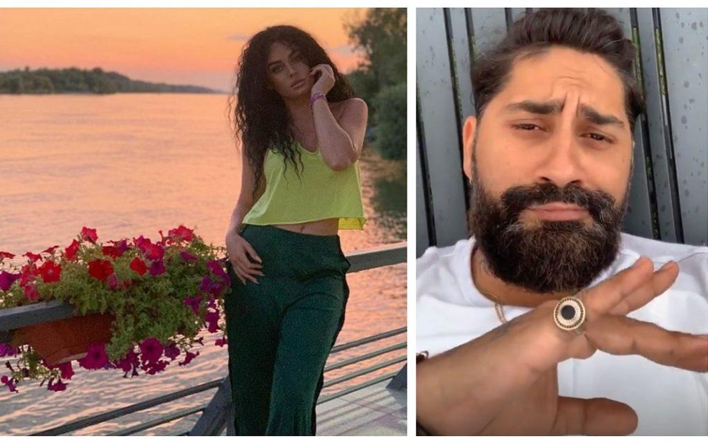Misha, apel disperat făcut în timpul vacanței cu fostul soț, Connect-R