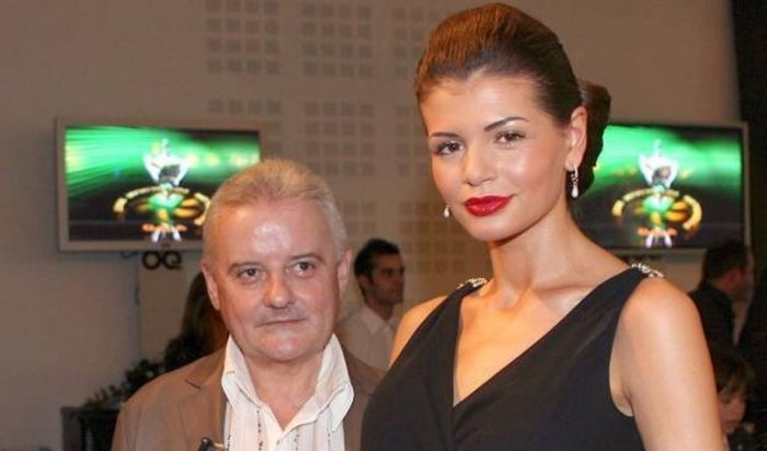 Irinel Columbeanu și Monica Gabor