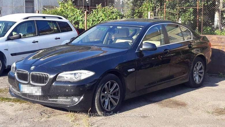 Un român şi-a luat un BMW de 70.000 de lei, dar i-a fost confiscat în vamă. Ce descoperire rară a fost făcută de autorități