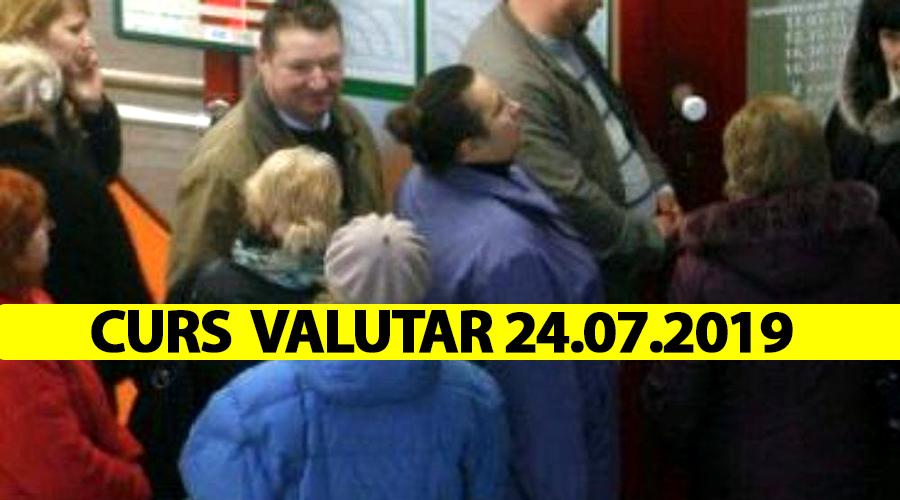 Cod galben pe piața bancară: Câți lei costă azi 1 euro