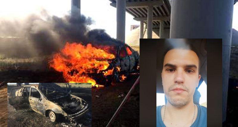 """Tatăl lui Adrian Lipan, tânărul care și-a dat foc în mașină, în Medgidia, mesaj incredibil, după tragedie: """"Am crescut un șarpe, nu un copil!"""""""