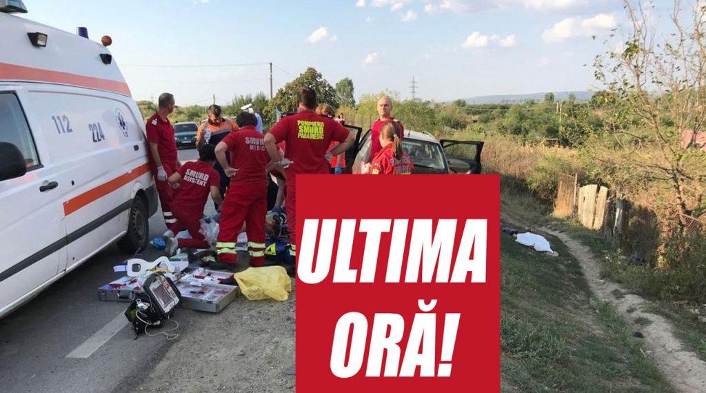 Un cunoscut om de televiziune și soția sa au murit într-un accident rutier în Iași. Imagini cutremurătoare