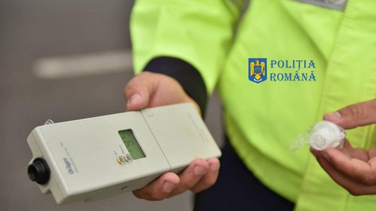 Un șofer din Iași a mers să declare un accident însă a uitat că băuse alcool