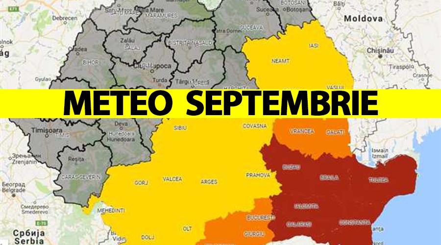 Toamna nu va mai fi la fel în România! Se anunță un septembrie istoric. Cum va fi vremea luna viitoare