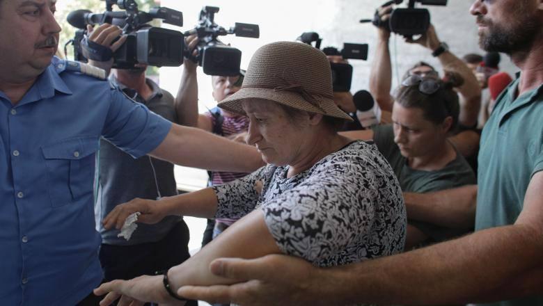 """Soția lui Gheorghe Dincă a dezvăluit ce s-a întâmplat în beciul din Casa Groazei: """"Mi-a dat o palmă peste faţă şi…"""""""