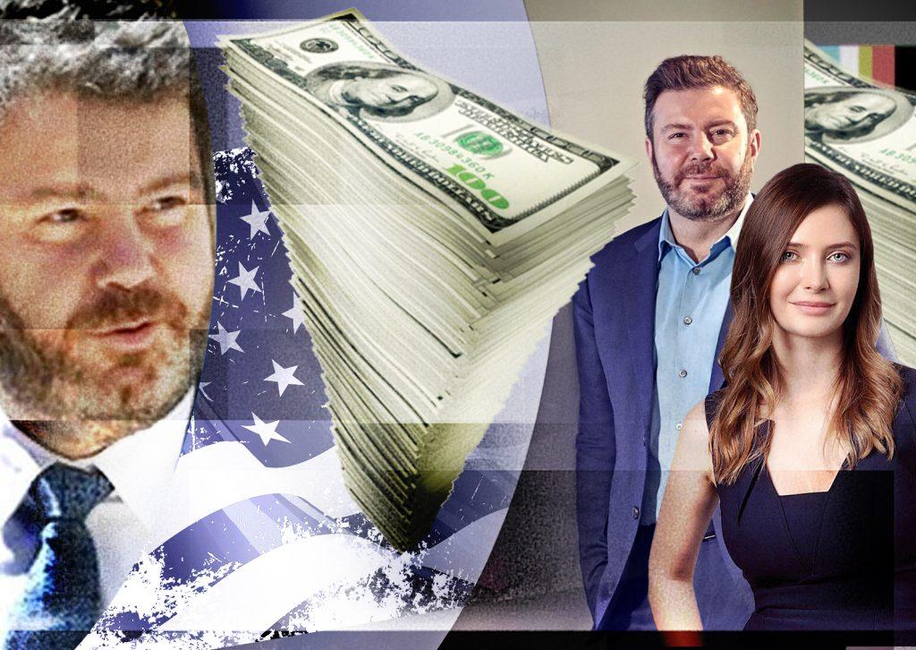 """Cel mai bogat român a """"fugit"""" în America cu sexy-soția (mai tânără cu 16 ani)! Ce rețea de firme are miliardarul în România + multe alte amănunte"""