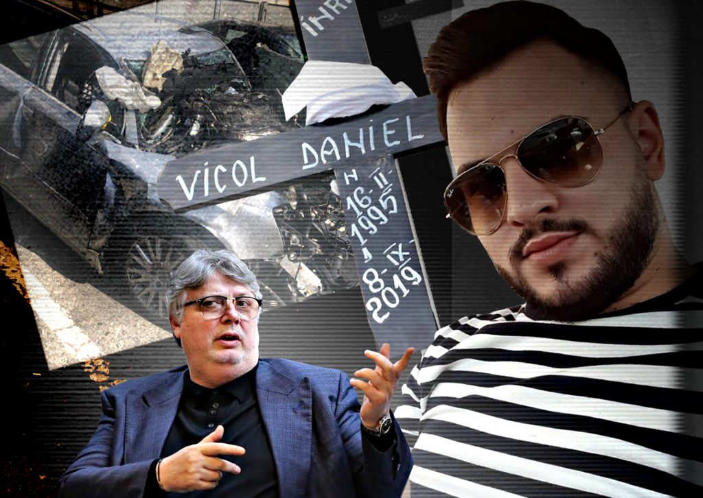 Rudele lui Dany Vicol îl presează pe Gino Iorgulescu să le plătească 3.000.000 €