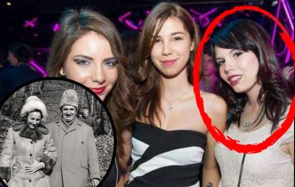 Cum arată Alexandra, nepoata de 23 de ani a lui Nicolae Ceaușescu