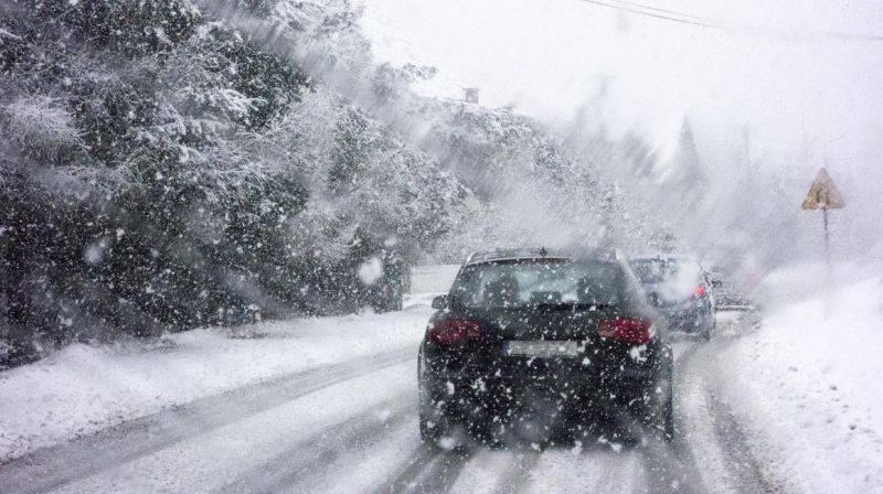 ANM: România afectată de valul polar! Prima ninsoare din acest sezon