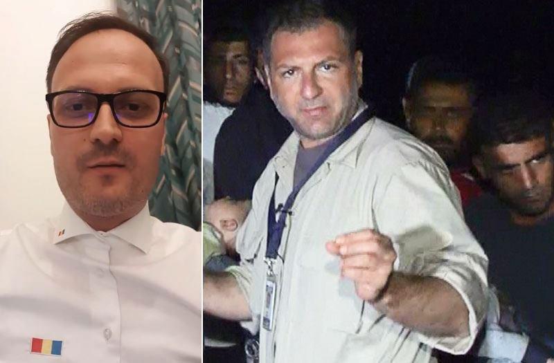 Christian Sabbagh l-a demascat pe Alexandru Cumpănașu: Mincinosule, Pinocchio, uiți că suntem vecini?