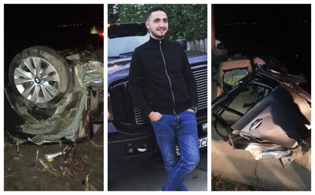 Andrei Holban avea 21 de ani și a murit în seara de 20 septembrie