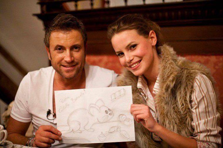 Surpriză în showbiz-ul din România: a născut