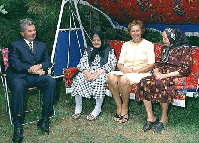 Filmul secret lăsat de Nicolae Ceauşescu pentru anul 2080. VIDEO