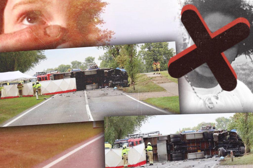 Pedofilul olandez s-a sinucis! Bărbatul care a ucis fetiţa din Dâmboviţa a intrat cu mașina într-un TIR. Imagini de ultimă oră