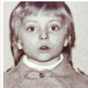 Delia Matache in prima zi de scoala