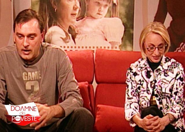 Zsolt Gyongyossy și Gabriela Szabo s-au căsătorit în 2000 © Acasă TV