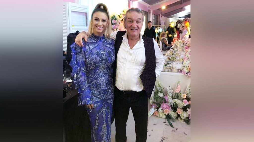 Cât a costat rochia purtată de Anamaria Prodan la nunta fiicei lui Gigi Becali! A pus în plic peste 10.000 de EURO