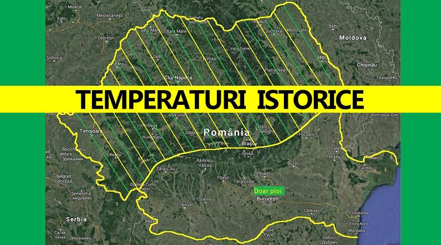 Meteorologii ANM șochează. Zi istorică de octombrie în România