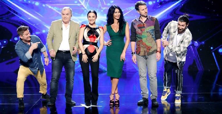 Andra Măruță a făcut publică prima imagine din noul sezon Românii au Talent! Detaliul fabulos observat de fani