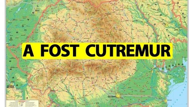 Cutremur în România, în urma cu puţin timp! L-aţi simţit?