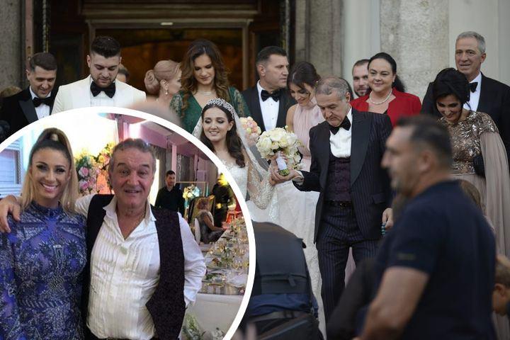 EXCLUSIV. Câți bani a pus Anamaria Prodan în plic la nunta fiicei lui Gigi Becali! S-a stabilit un nou record naţional