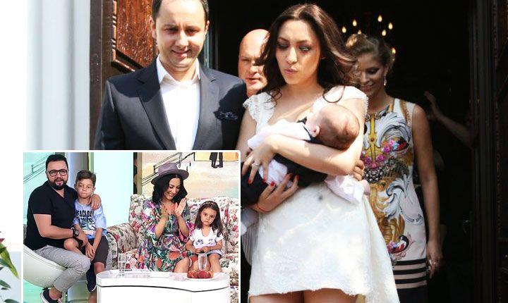 Cătălin Măruță și Andra, prinși de copii în toiul unei partide de amor