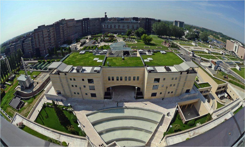 Clinica San Raffaele, unde Mario Iorgulescu se află internat de 18 zile © elsevierblogs.com
