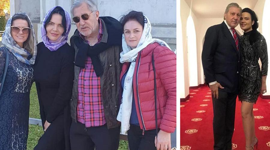 """Scene ireale cu Ilie Năstase și soția Ioana! """"Du-te, bă, dracu', de prost!"""""""