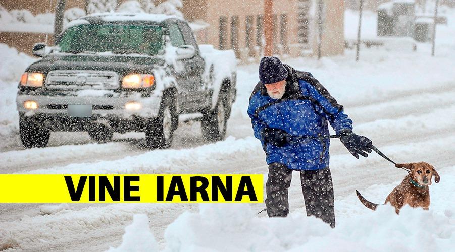ANM, anunț devastator: Peste 3 zile vine iarna în România