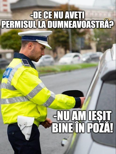 Bancuri politisti MAI
