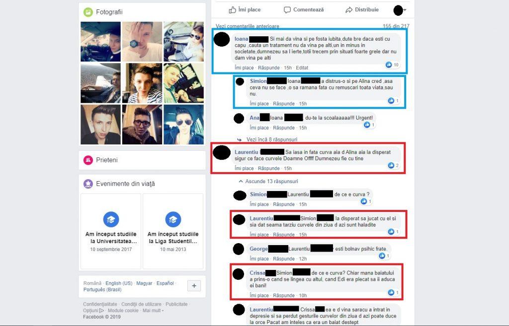 Eduard Iosifides a făcut un mesaj video înainte să se sinucidă © Facebook