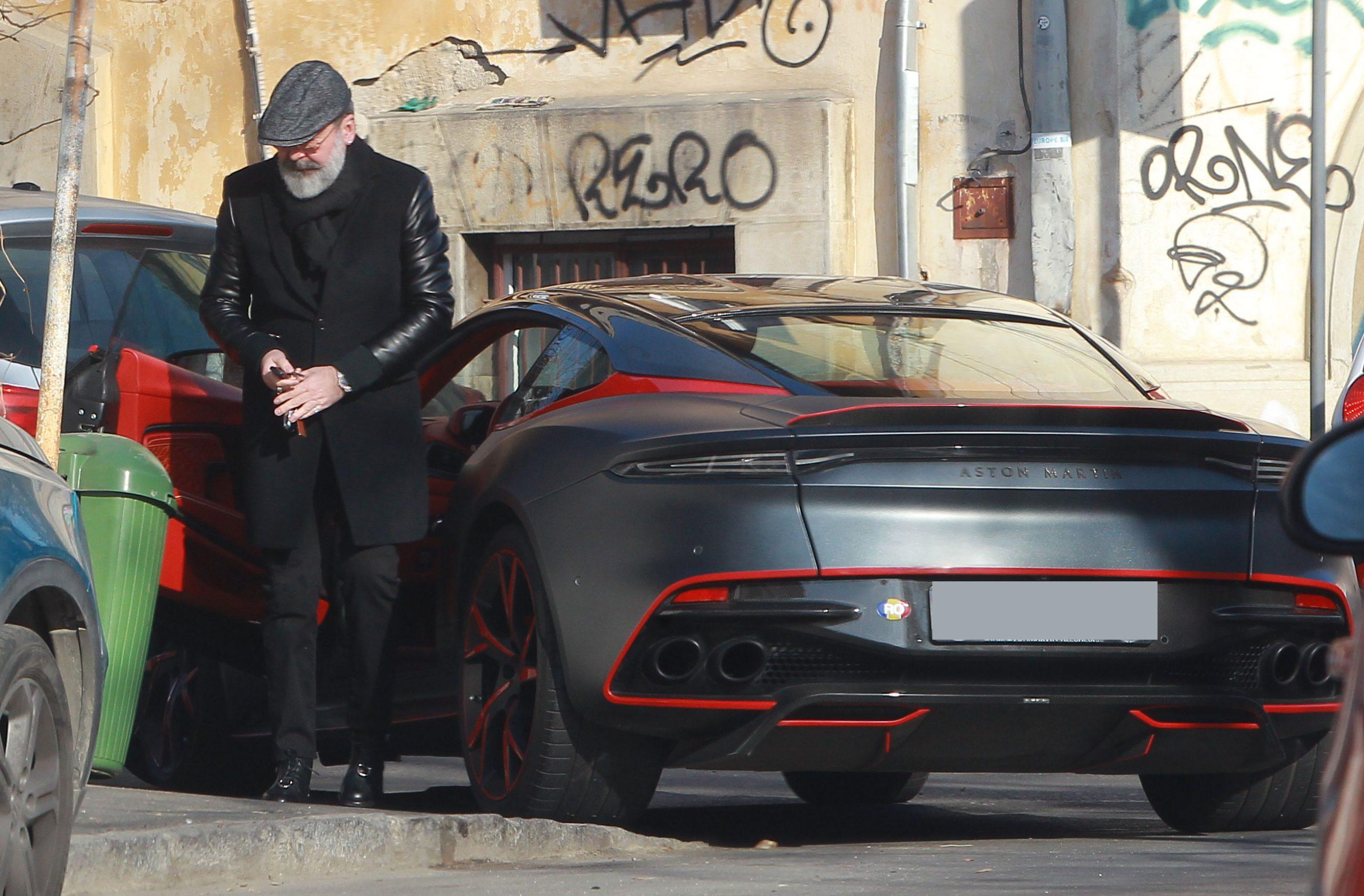 Dan Nicorescu și Aston Martinul său de poveste