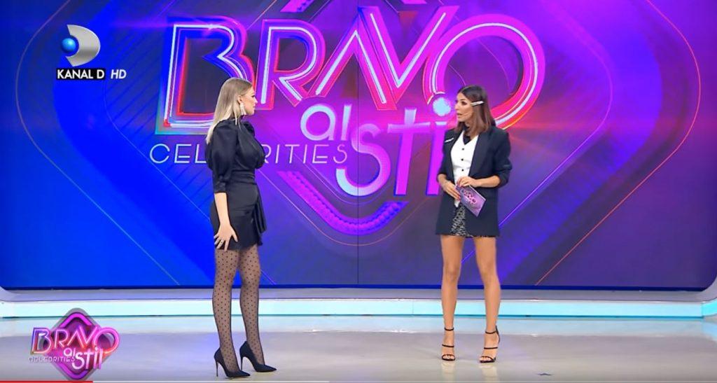 Gina Chirilă și soțul ei, Bogdan Vlădău, vor avea o fetiță peste câteva luni © Kanal D